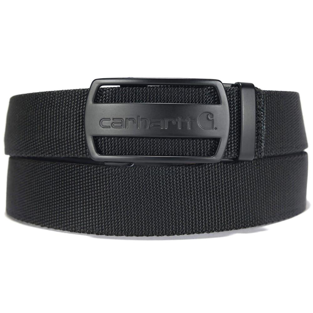 CARHARTT Men's Nylon Webbing Ratchet Belt ONE SIZE