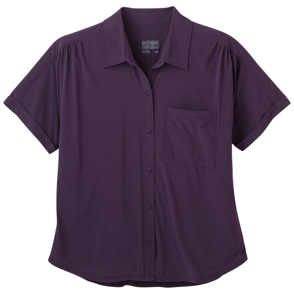 OUTDOOR RESEARCH Women's Astroman S/S Sun Shirt S