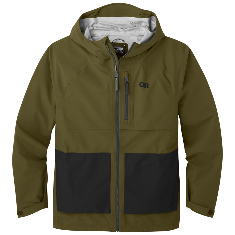 OUTDOOR RESEARCH Men's Cloud Forest Jacket S