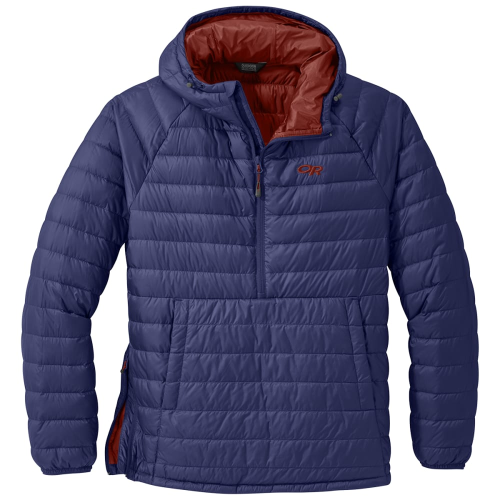 OUTDOOR RESEARCH Men's Transcendent Down Pullover XL