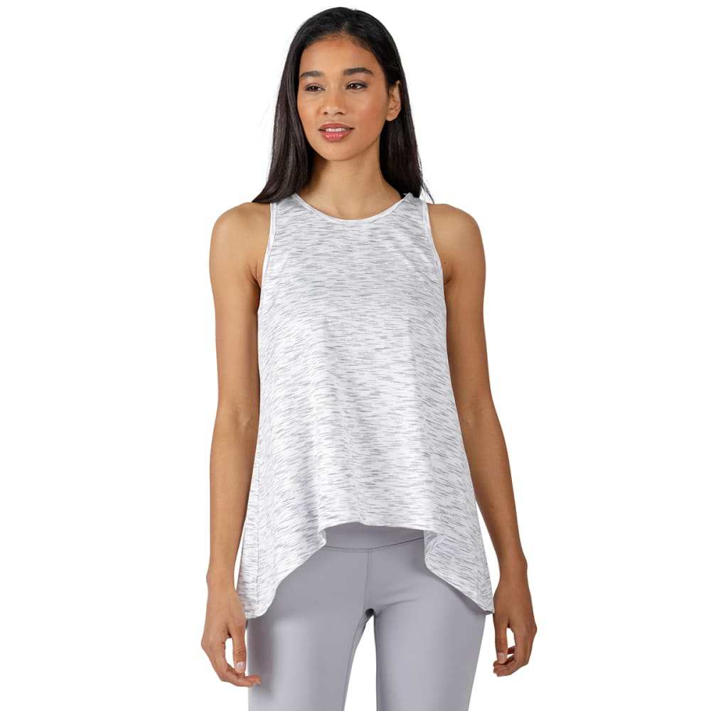 90 DEGREE BY REFLEX Women's Space Dye Sleeveless Top XS