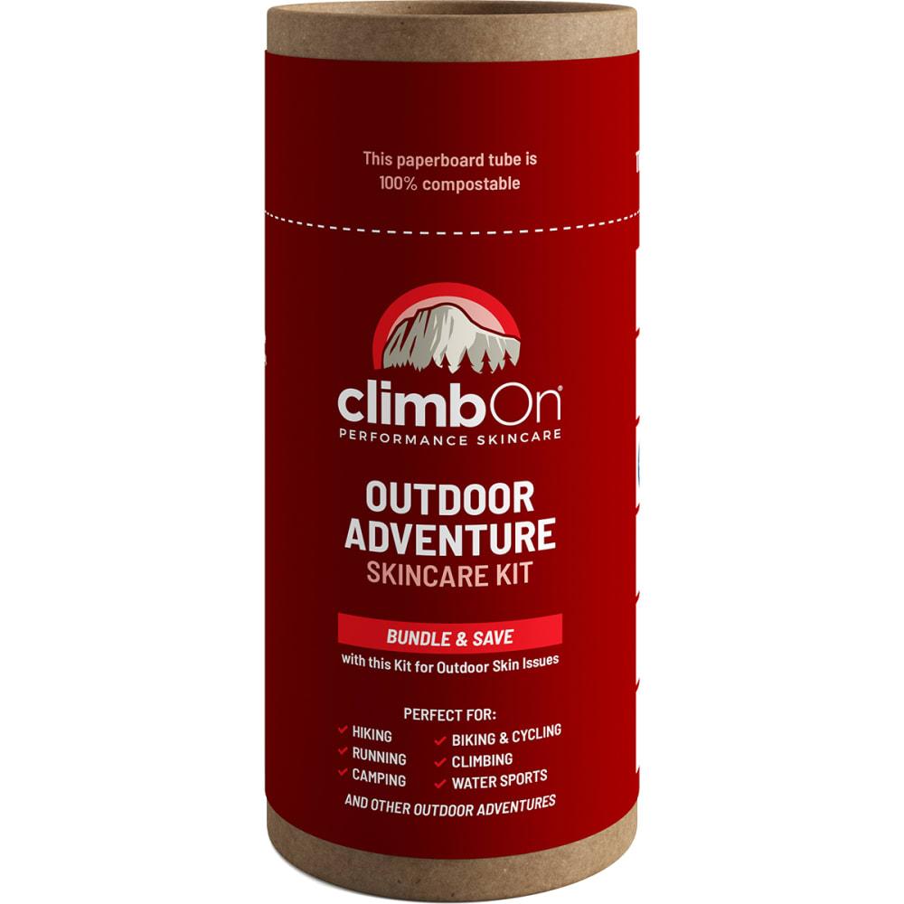 CLIMBON Outdoor Adventure Skincare Kit NO SIZE