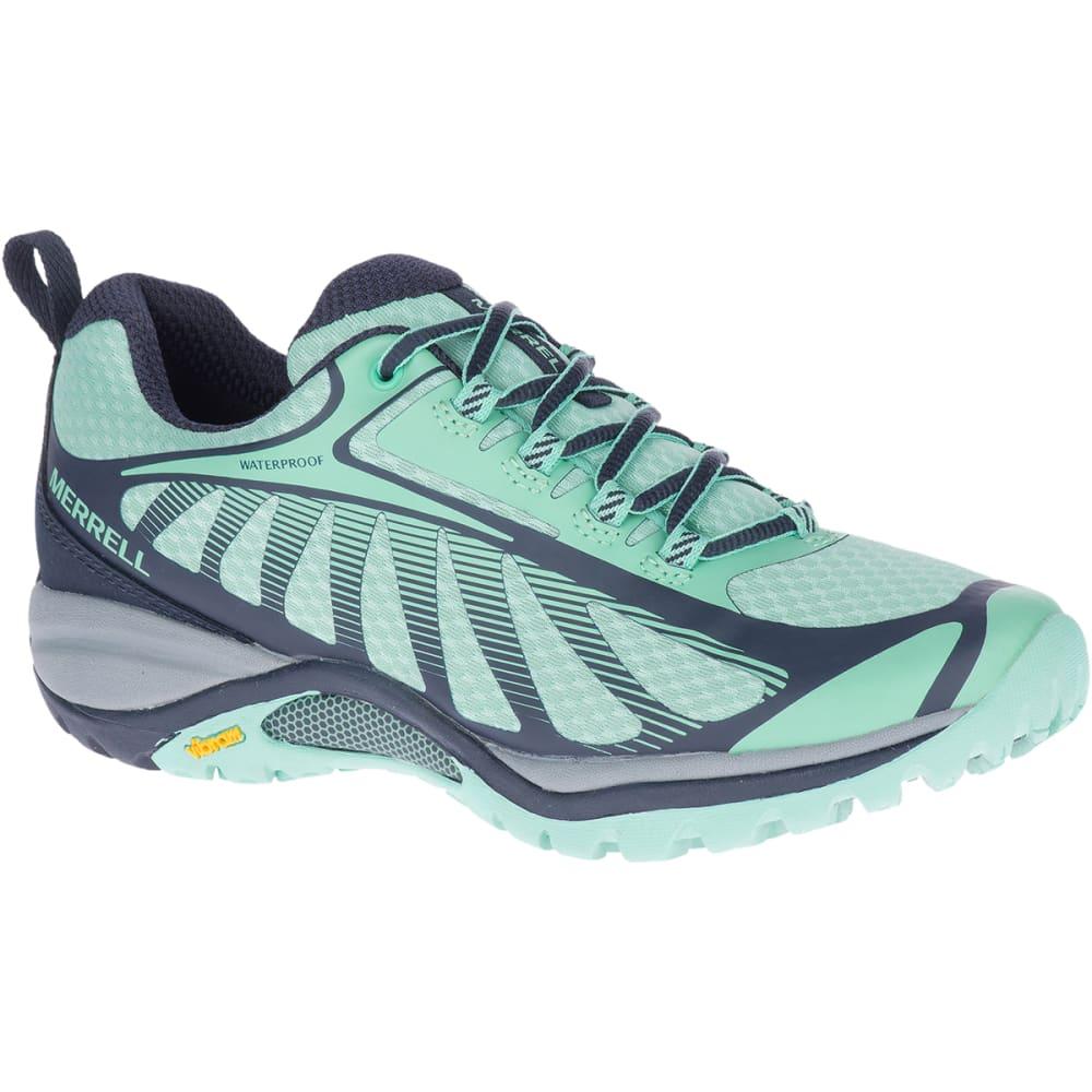 MERRELL Women's Siren Edge 3 Waterproof Hiking Shoe 6