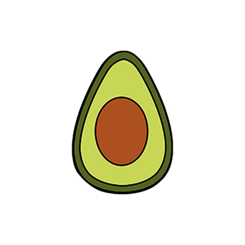 NOSO Avocado Repair Patch NO SIZE