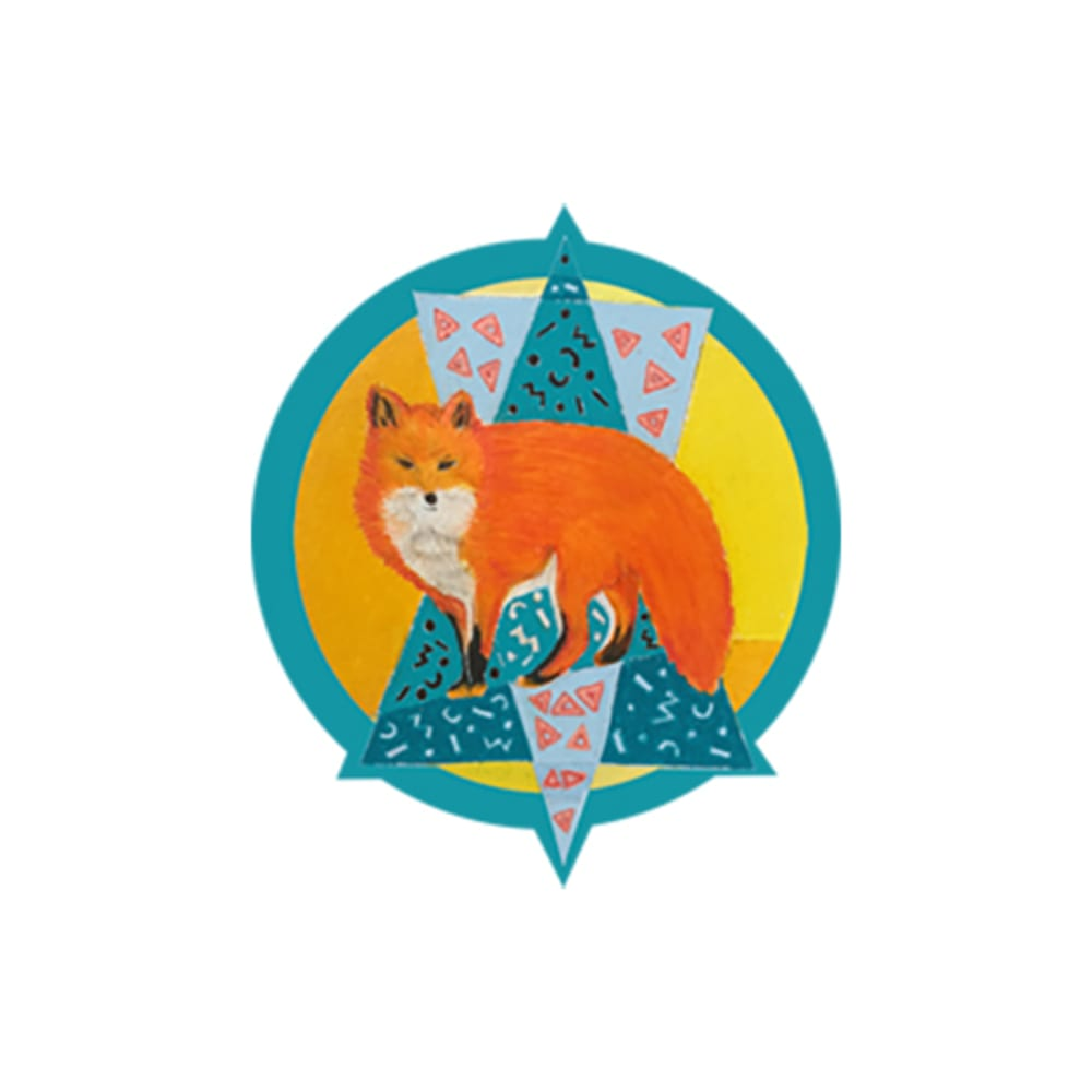 NOSO Sly Fox Repair Patch NO SIZE