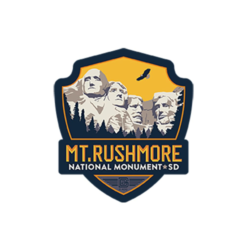 NOSO Rushmore Repair Patch NO SIZE