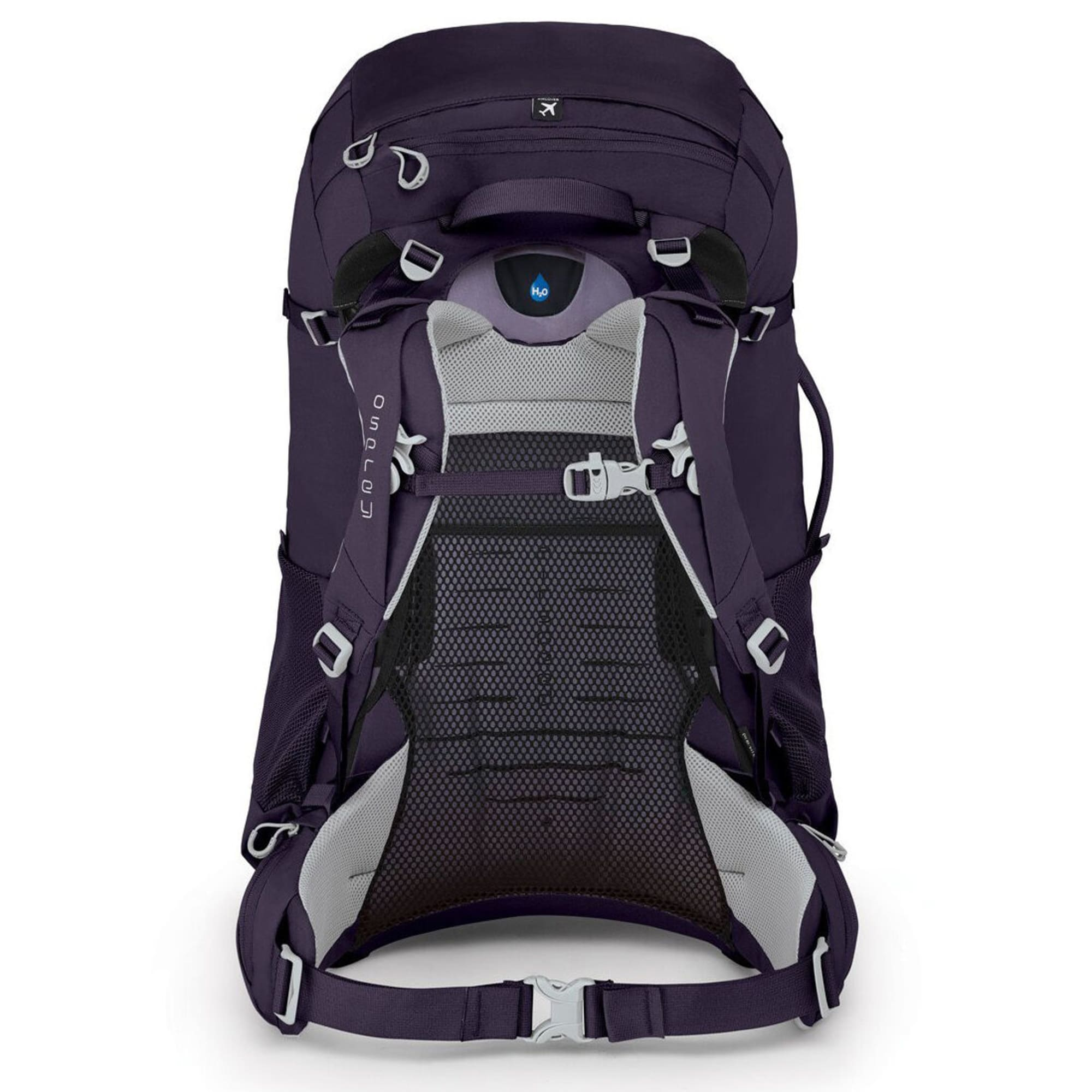 Osprey Women S Fairview Trek 50l Backpack Eastern Mountain Sports