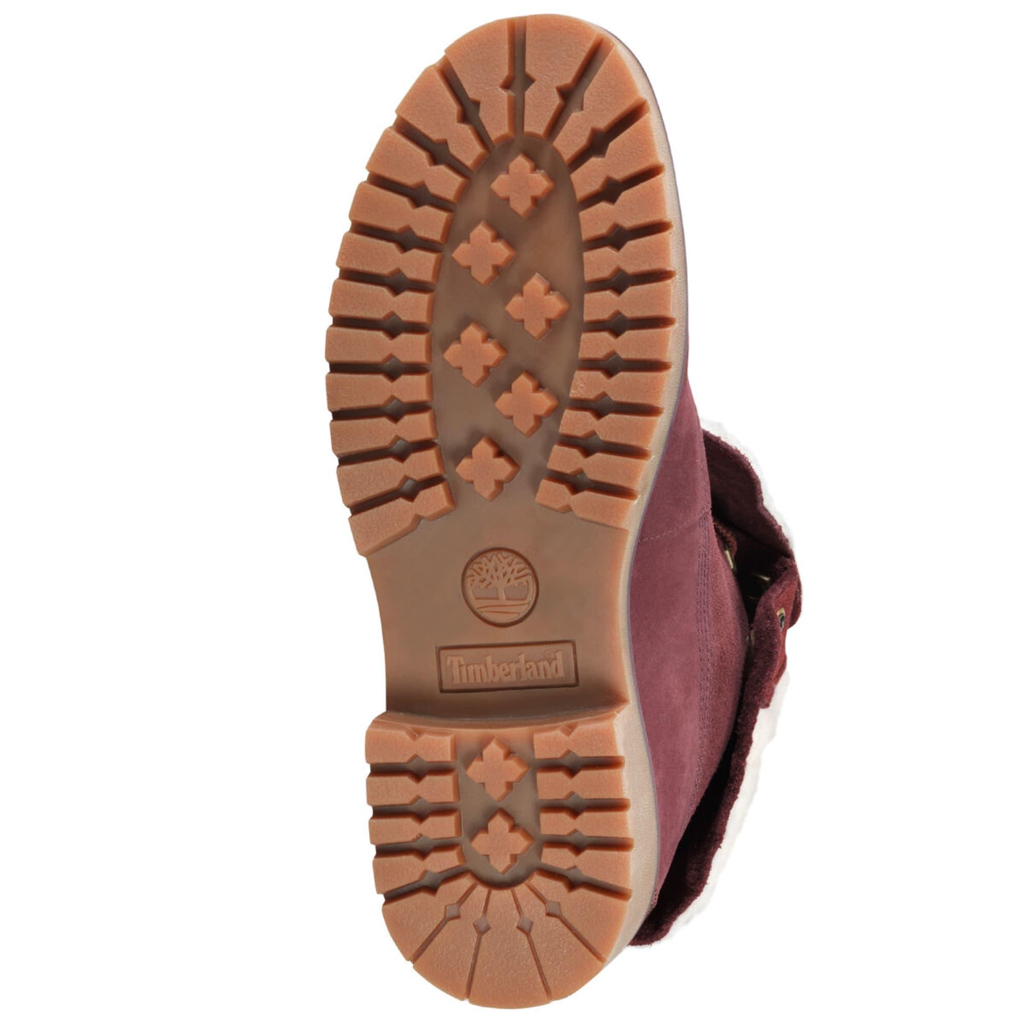 Timberland Women S Jayne Waterproof Fleece Fold Down Boots Eastern Mountain Sports