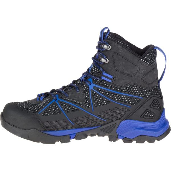 Merrell Womens Capra Venture Mid GTX Surround High Rise Hiking Boots