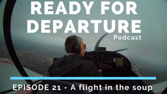 Episode 21 – Flying after a long lay-off
