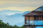 Mussoorie and Rishikesh, India