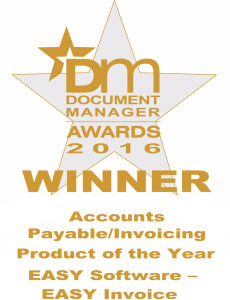 Accounts Payable Invoicing Product of the Year