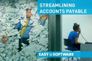 White Paper on Accounts Payable from EASY SOFTWARE UK