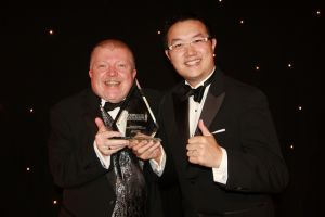 EASY SOFTWARE Scoops Award at the Storage Awards 2015