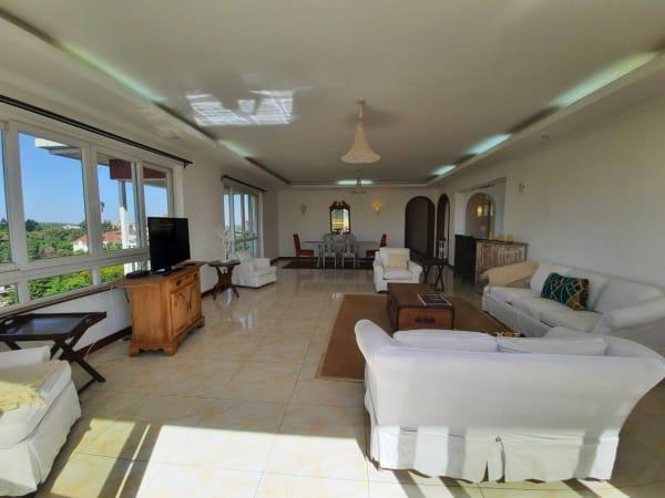 Tasteful Penthouse Apartment in Westlands