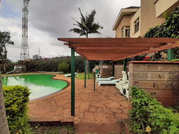 4 Bedroom Townhouse in Kilimani