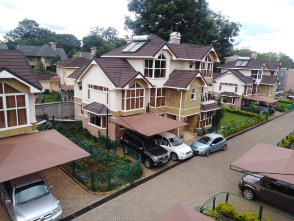 Executive 5 Bedroom TownHouse in Lavington