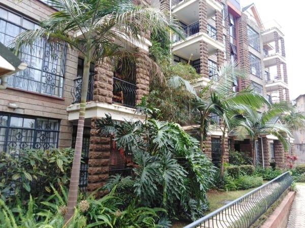 2 Bedroom Apartment in Kileleshwa