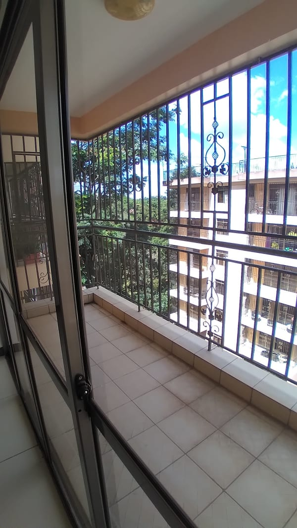 Unfurnished 3 Bedroom plus Sq Apartment in Kilimani