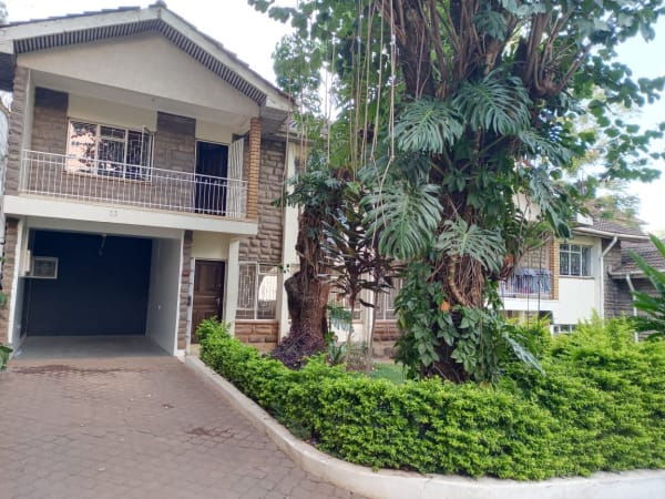 4 Bedroom plus Sq Townhouse in Westlands