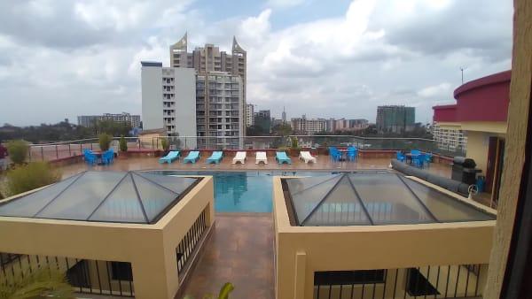 Unfurnished 3 Bedroom plus Dsq Apartment in Kilimani