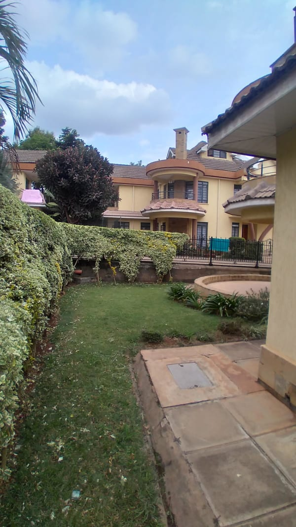 Unfurnished 5 Bedroom Townhouse in Lavington