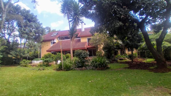 5 Bedroom House To Let in a Gated Estate of serenity