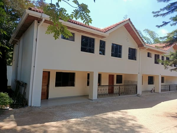 3 Bedroom Townhouse in Muthaiga