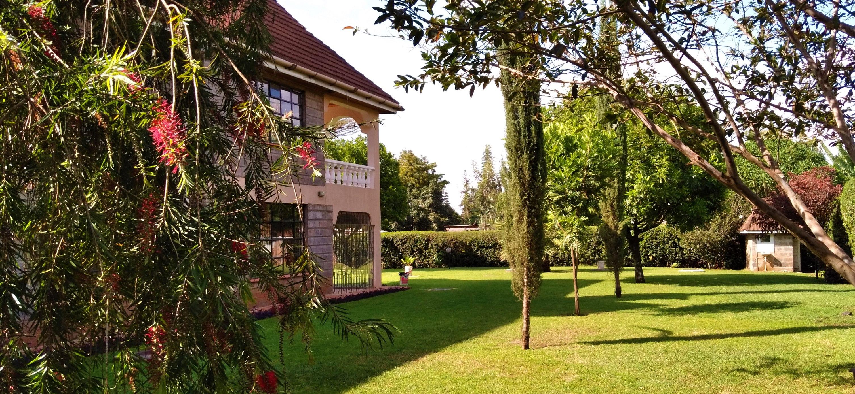 Outstanding Standalone House in Kitisuru