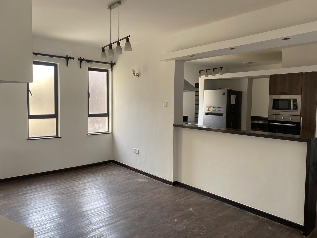 3 Bedroom plus sq Unfurnished Apartment in Kileleshwa