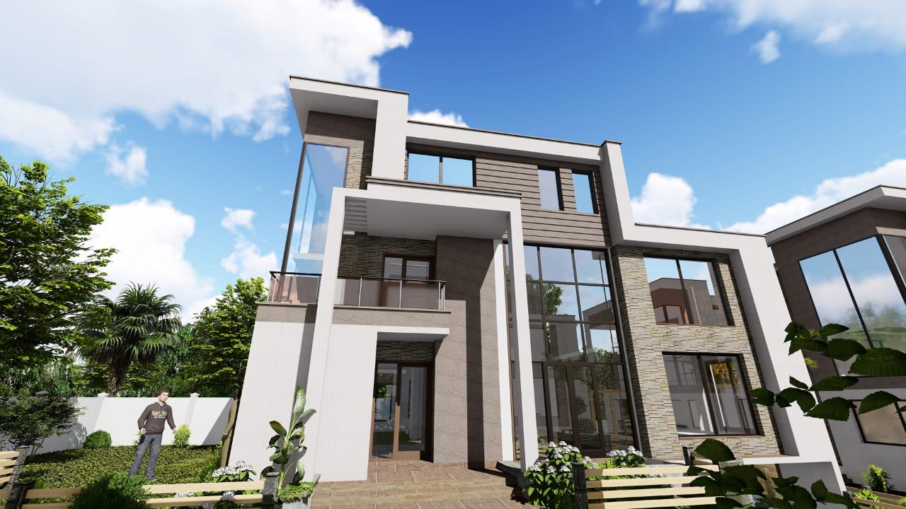 5 bedroom Plus Dsq Townhouses in Lavington