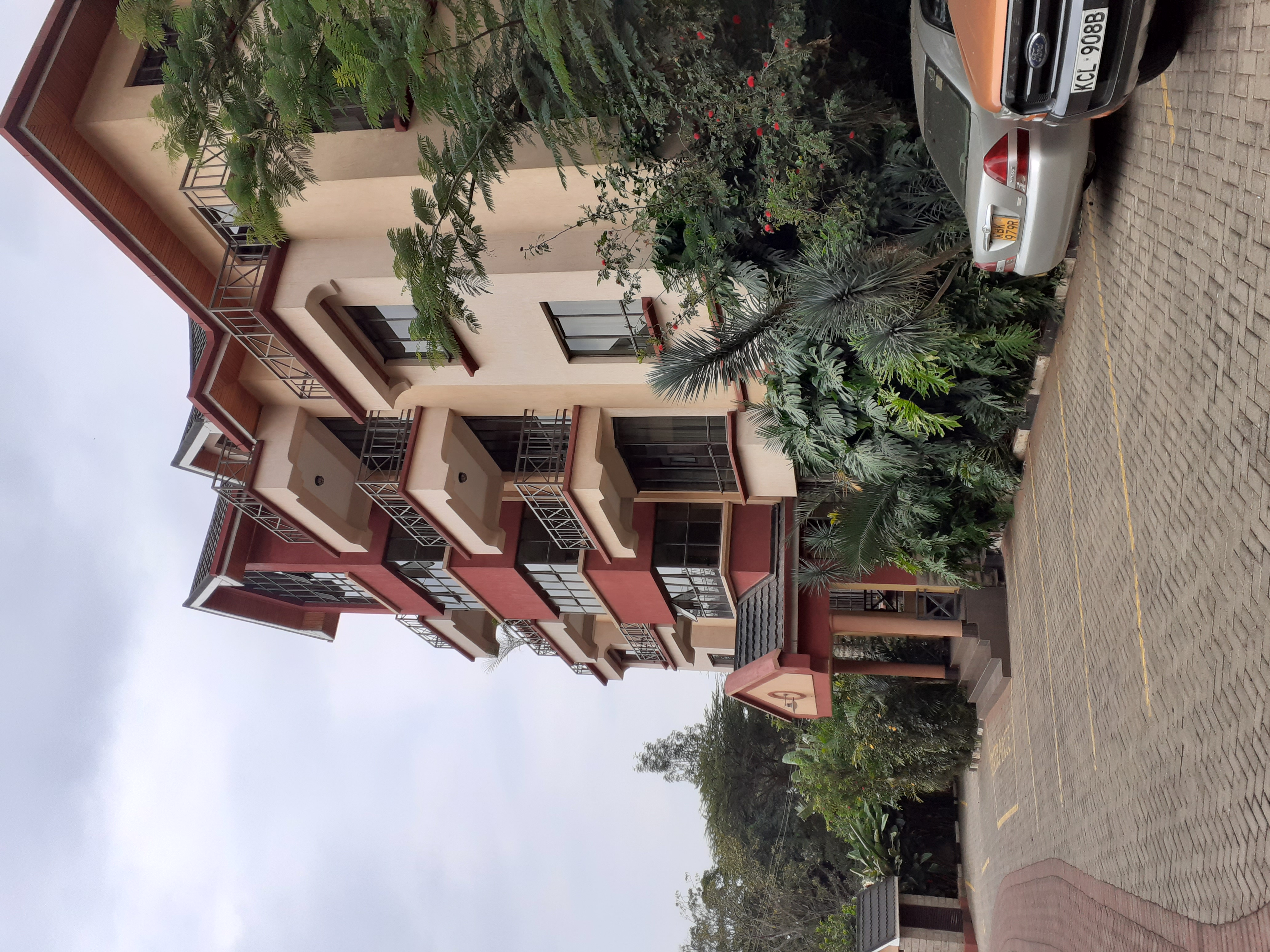 Furnished 2 Bedroom apartment in Kilimani area