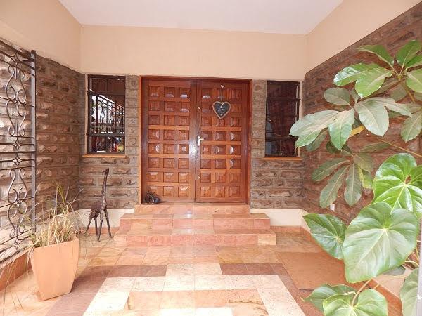 UNFURNISHED 4 Bedroom House in Runda