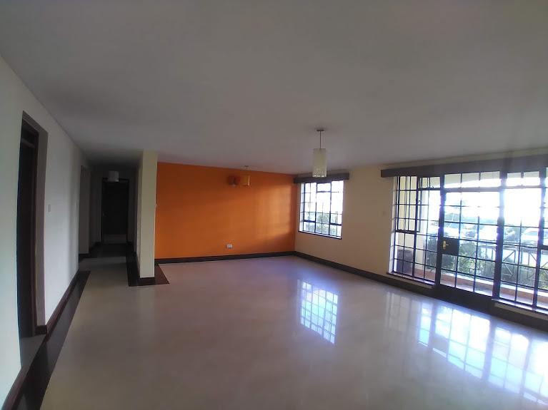 Unfurnished 3 Bedroom Plus Dsq Apartment