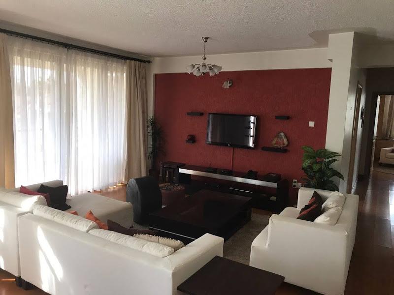 Furnished 3 Bedroom Apartment