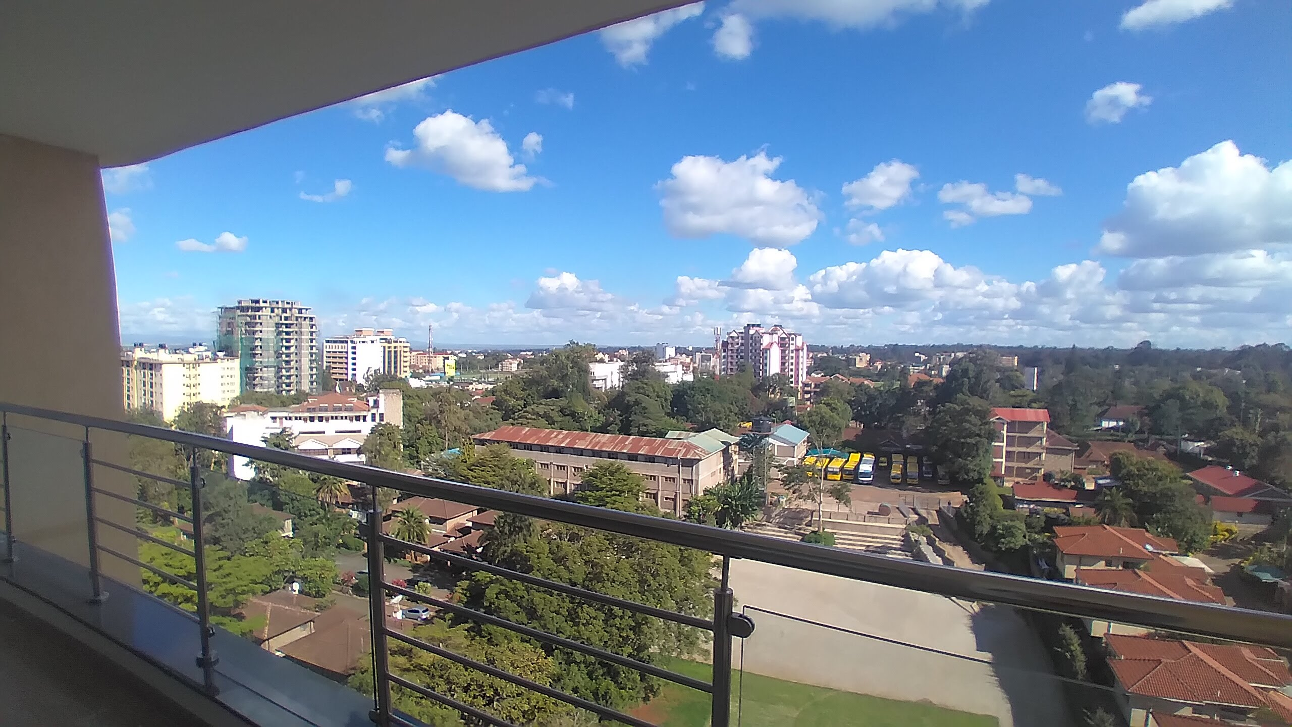 Unfurnished 3 bedroom Apartment in Lavington