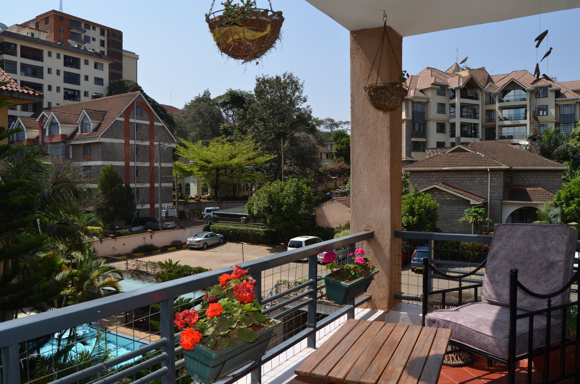 Furnished 2 Bedroom Apartment in Lavington