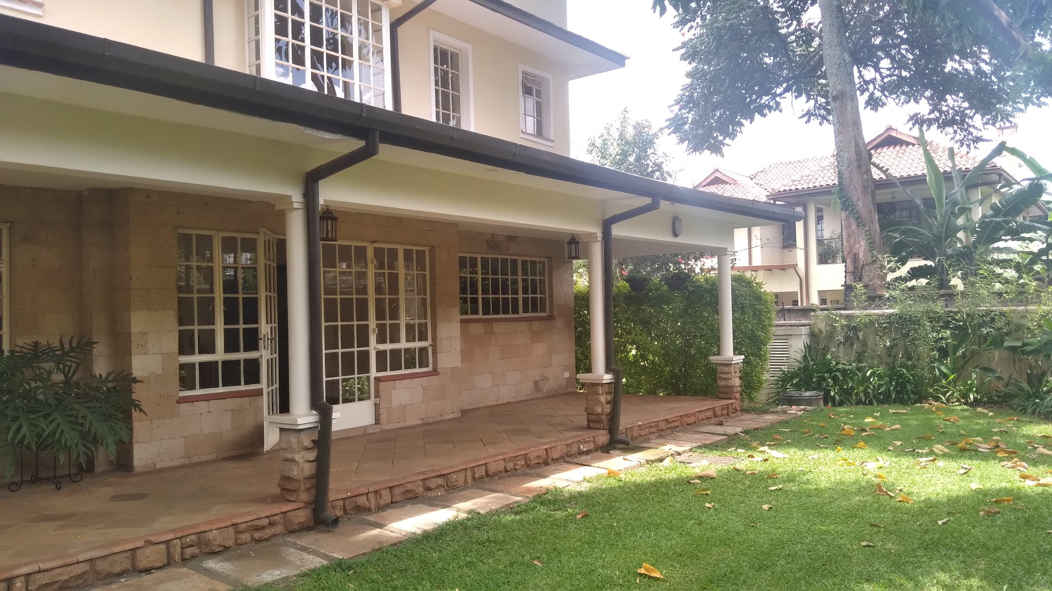 5 Bedroom plus Dsq Townhouse in Lavington