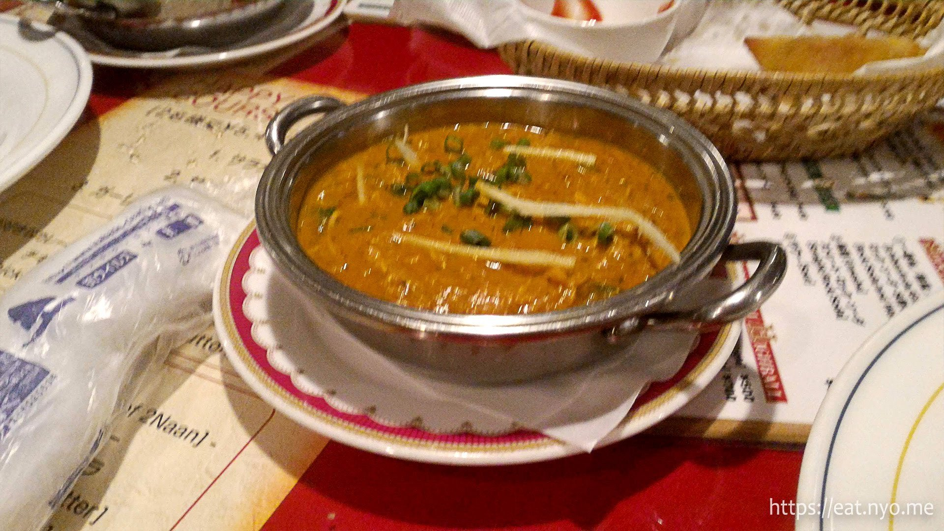 Chicken Bharta