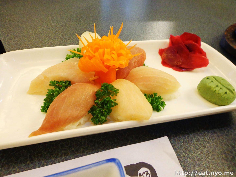 Domo - Unlimited Tuna Sashimi