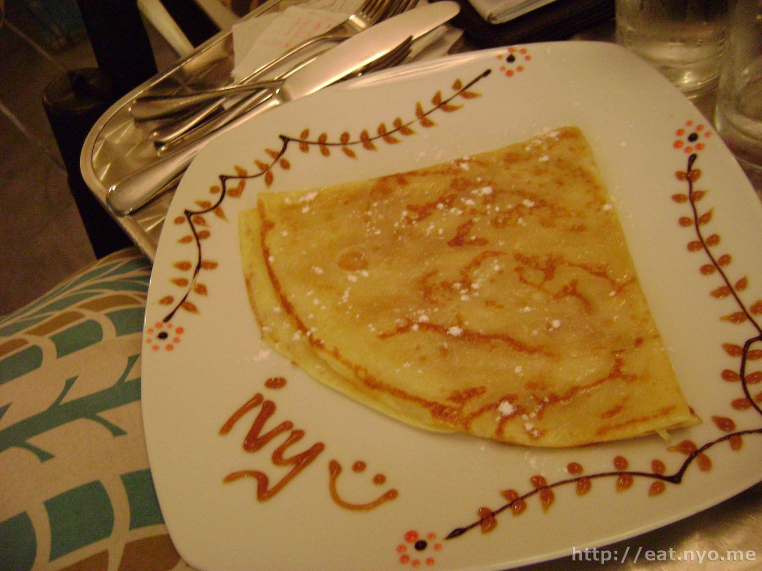 Fancy Crepes Matalino Street Near Kalayaan Review Inggo Noms