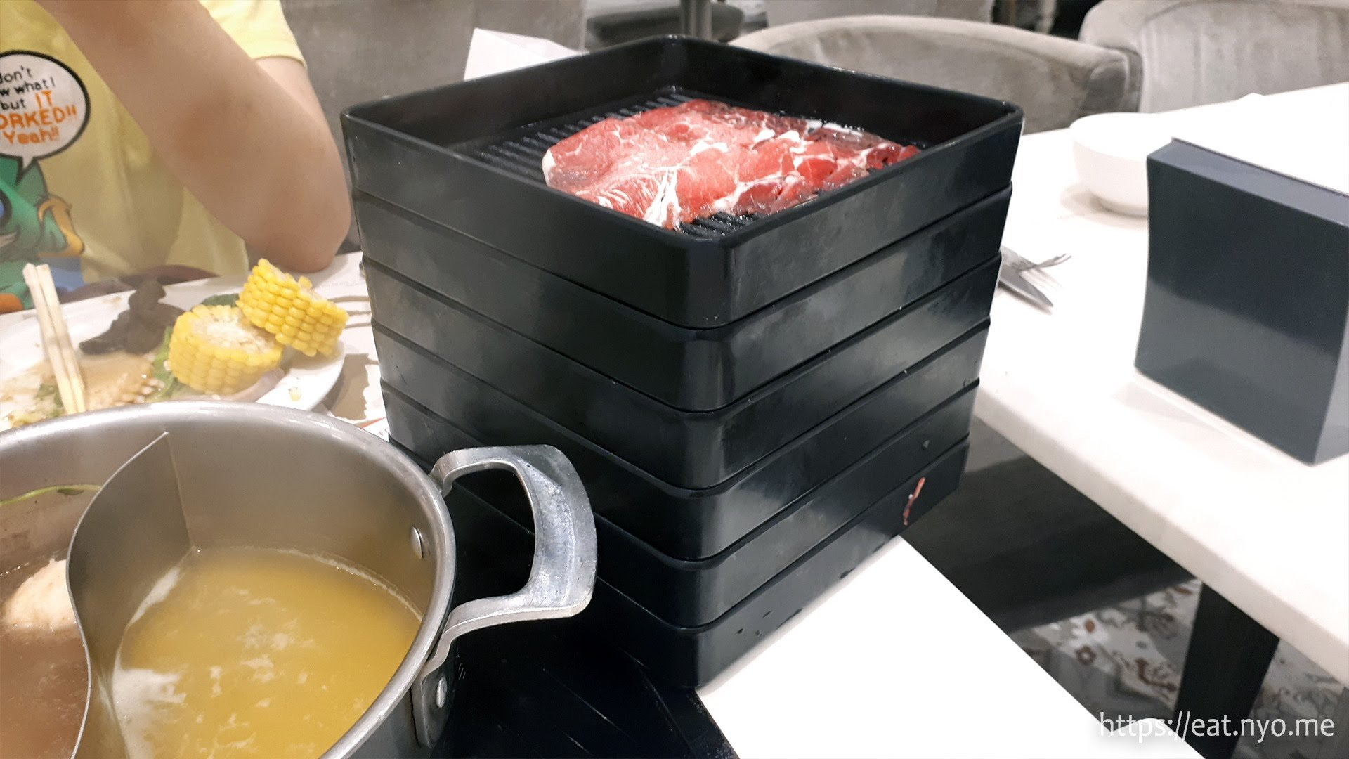 Meat Stack