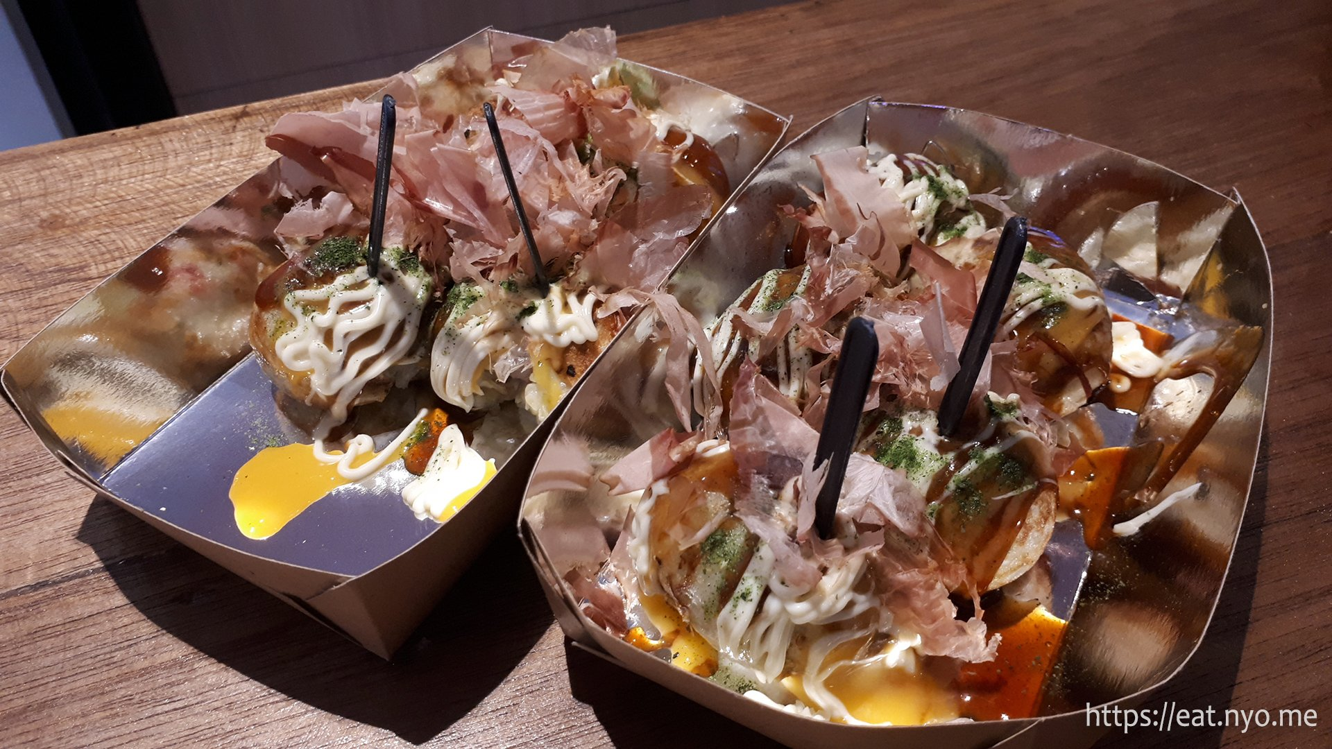 Hokkaido Takoyaki - Original Takoyaki