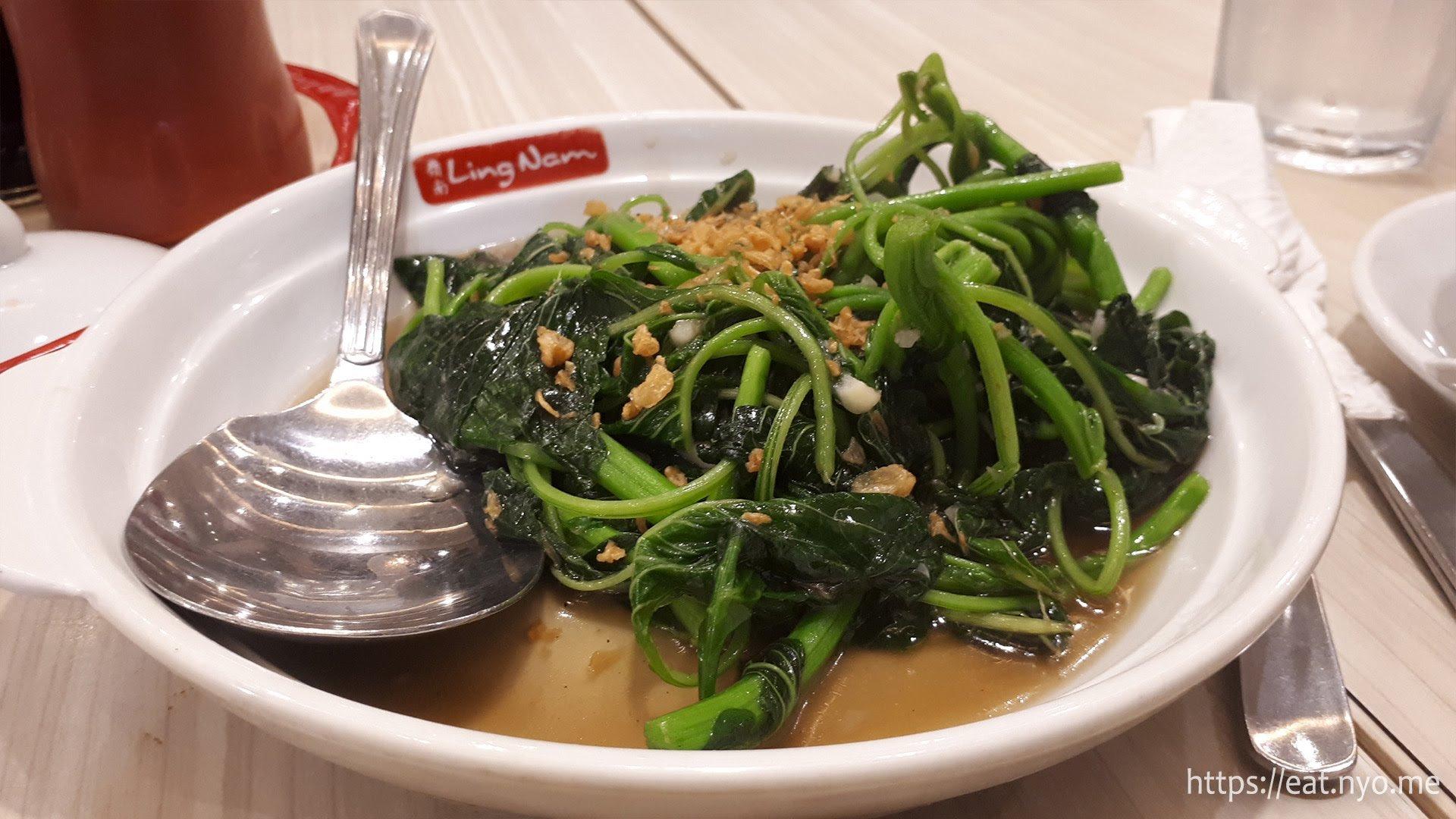 Spinach Garlic