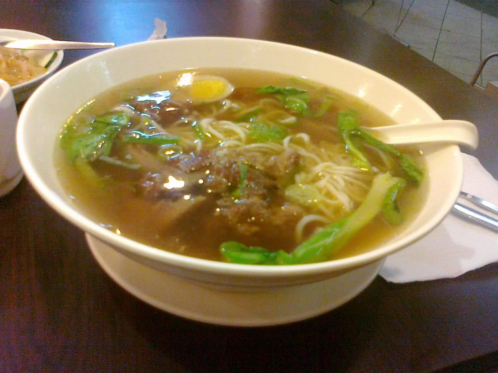 Mei Hua Pot & Noodle House