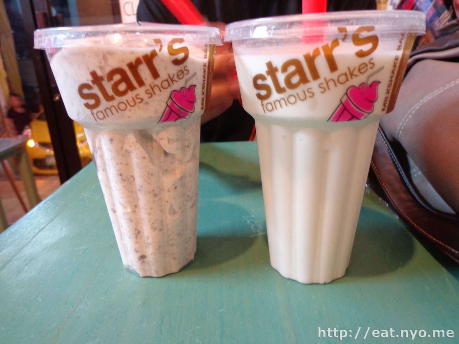 Starr's Famous Shakes