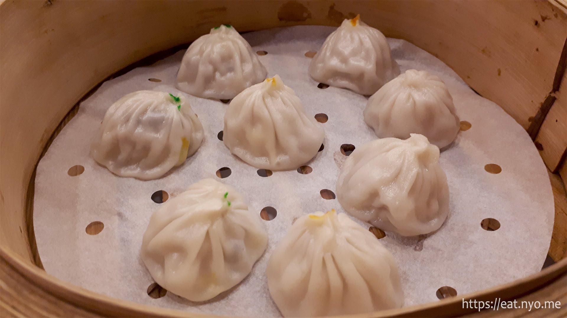 Assorted Xiao Long Bao