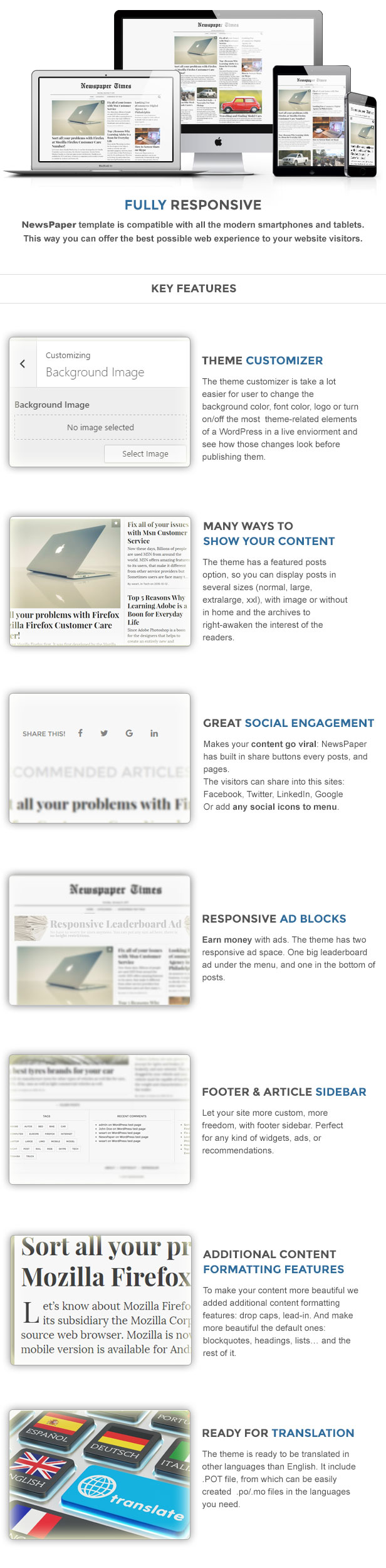 NewsPaper - News & Magazine WordPress Theme - 2