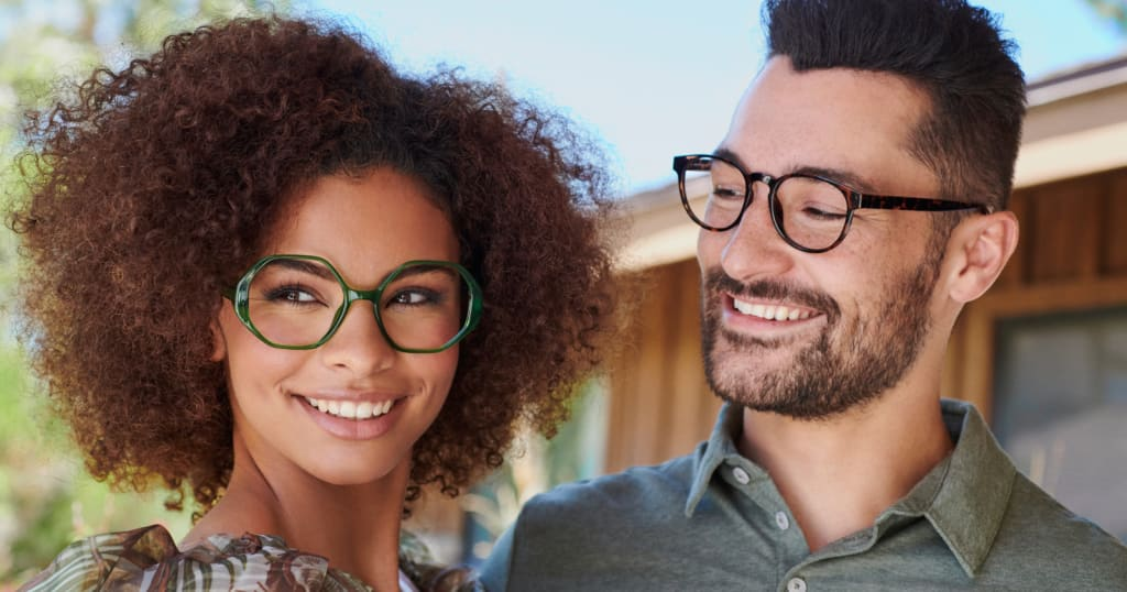 Prescription Glasses that Make You Look Younger