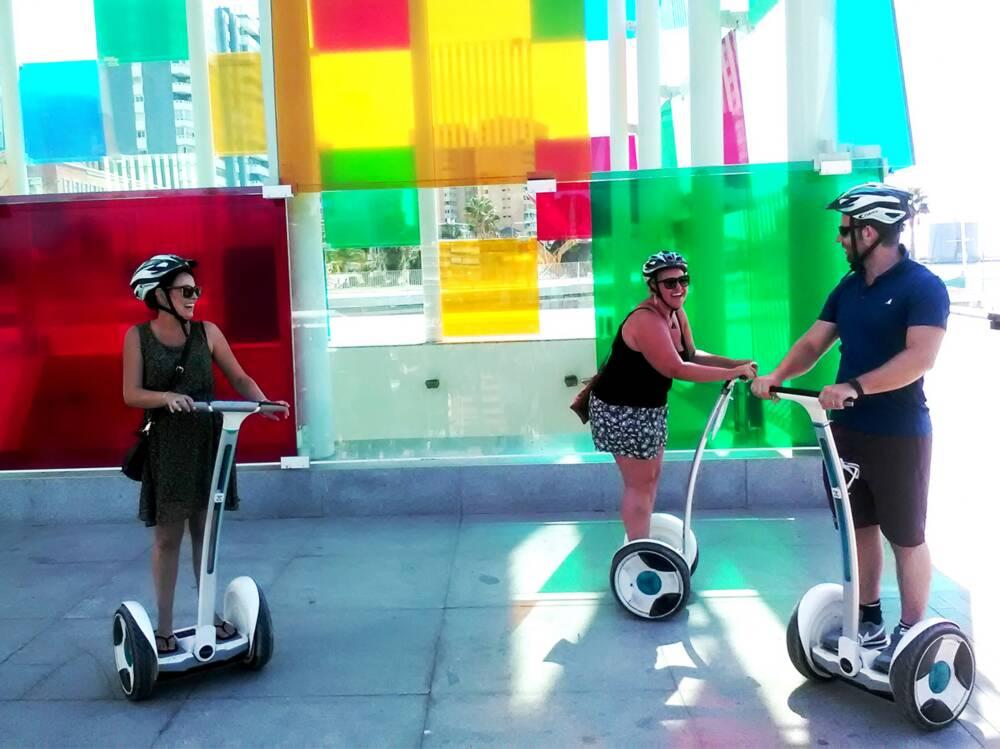 Electric bike tour